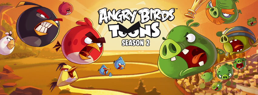 how pikkukala provided production consultant services for seasons 2 and 3 of the angry birds toons - Production Consultant